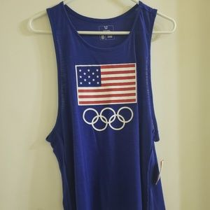 NWT⭐USA Olympic Team Tee